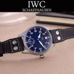 IWC-083-6 潮流新款兩針半系列316精鋼錶殼手動上鏈機械腕錶