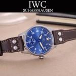 IWC-083-7 潮流新款兩針半系列316精鋼錶殼手動上鏈機械腕錶