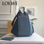LOEWE 028-03 潮流時尚新款進口西班牙原版牛皮Hammock Bag情侶款包包