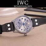 IWC-083-9 潮流新款兩針半系列316精鋼錶殼手動上鏈機械腕錶