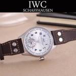 IWC-083-4 潮流新款兩針半系列316精鋼錶殼手動上鏈機械腕錶