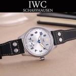 IWC-083-5 潮流新款兩針半系列316精鋼錶殼手動上鏈機械腕錶