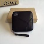 LOEWE 017-05 專櫃時尚新款puzzle系列原版牛皮裏外全皮爆款錢包零錢包