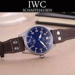 IWC-083-8 潮流新款兩針半系列316精鋼錶殼手動上鏈機械腕錶