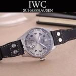IWC-083-2 潮流新款兩針半系列316精鋼錶殼手動上鏈機械腕錶