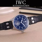 IWC-083-10 潮流新款兩針半系列316精鋼錶殼手動上鏈機械腕錶