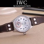 IWC-083 潮流新款兩針半系列316精鋼錶殼手動上鏈機械腕錶