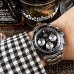 ROLEX-063-6 明星余文樂同款保羅諾曼迪通拿紀念版日本多功能石英腕錶
