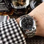 ROLEX-063-9 明星余文樂同款保羅諾曼迪通拿紀念版日本多功能石英腕錶