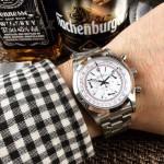 ROLEX-063-7 明星余文樂同款保羅諾曼迪通拿紀念版日本多功能石英腕錶