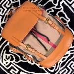 Burberry-0235-01 專櫃時尚新款男女休閑帆布配牛皮書包