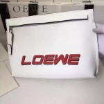 LOEWE 0219 潮流時尚新款T-Pouch系列進口原版小牛皮手包