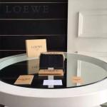 LOEWE L0179 專櫃時尚新款進口原版小牛皮男女式通用卡包零錢包
