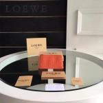 LOEWE L0179-03 專櫃時尚新款進口原版小牛皮男女式通用卡包零錢包