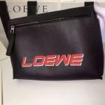 LOEWE 0219-01 潮流時尚新款T-Pouch系列進口原版小牛皮手包