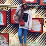 Stella McCartney-06-03 斯特拉潮流時尚爆款迷妳MINI號手提肩背鏈條包