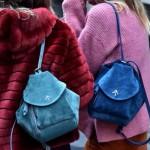 Manu Atelier-01-4 潮流新款Fernweh藍色鹿皮絨單肩包雙肩包書包