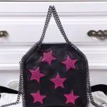 Stella McCartney-09-02 斯特拉潮流時尚爆款朴信惠同款小號星星鏈條包