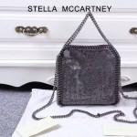 Stella McCartney-016-03 斯特拉潮流時尚水鉆系列限量版手提單肩鏈條包