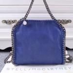 Stella McCartney-07-02 斯特拉潮流時尚爆款中號手提肩背鏈條包