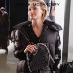 Stella McCartney-011 斯特拉潮流時尚爆款鉚釘系列手提肩背鏈條包