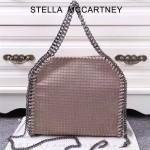 Stella McCartney-011-02 斯特拉潮流時尚爆款鉚釘系列手提肩背鏈條包