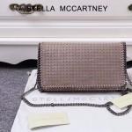 Stella McCartney-018-01 斯特拉潮流時尚鉚釘系列單肩斜跨鏈條包