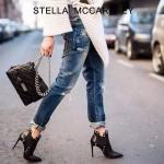 Stella McCartney-019 斯特拉潮流時尚新款Beckett系列大號郵差包