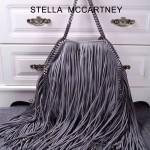 Stella McCartney-012 斯特拉秋冬新款潮流時尚高圓圓同款大號流蘇鏈條包