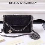 Stella McCartney-015 斯特拉潮流時尚水鉆系列限量版單肩鏈條包