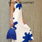 Stella McCartney-013 斯特拉秋冬新款潮流時尚高圓圓同款小號流蘇鏈條包