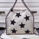 Stella McCartney-010 斯特拉潮流時尚爆款朴信惠同款中號星星鏈條包