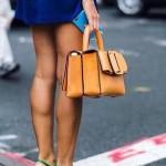 Boyy-03-2 潮流百搭新款lucas黃色原版皮大方扣皮帶手提單肩包