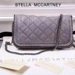 Stella McCartney-021-04 斯特拉潮流時尚新款菱格系列鏈條釘釘包