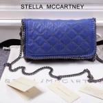 Stella McCartney-021-03 斯特拉潮流時尚新款菱格系列鏈條釘釘包