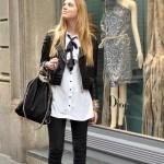 Stella McCartney-05-04 斯特拉潮流時尚爆款大號手提肩背鏈條包
