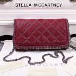 Stella McCartney-021-02 斯特拉潮流時尚新款菱格系列鏈條釘釘包