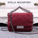 Stella McCartney-020-01 斯特拉潮流時尚新款Beckett系列小號郵差包