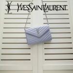 YSL 360452-04 人氣熱銷經典時尚款SAINT LAURENT系列原版皮信封包