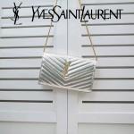 YSL 360452 人氣熱銷經典時尚款SAINT LAURENT系列原版皮信封包