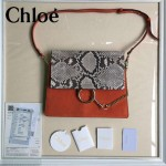 CHLOE 017 時尚爆款高圓圓同款Faye系列原版皮單肩斜背包