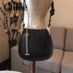 CHLOE 011 潮流時尚新款原版進口牛皮小號單肩斜背包