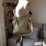 CHLOE 010-04 潮流時尚新款原版進口牛皮大號單肩斜背包