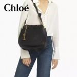 CHLOE 010-01 潮流時尚新款原版進口牛皮大號單肩斜背包