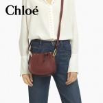 CHLOE 011-01 潮流時尚新款原版進口牛皮小號單肩斜背包