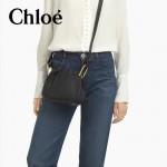 CHLOE 011-02 潮流時尚新款原版進口牛皮小號單肩斜背包