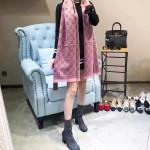 GUCCI圍巾-17-02 人氣熱銷時尚經典款GUCCI大提花頂級絲羊毛方巾