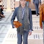 LV圍巾-13 人氣熱銷時尚走秀款羊絨豹紋系列中性款大長巾