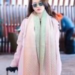 GUCCI圍巾-21-02 人氣熱銷時尚劉詩詩同款原單肩采超細山羊絨制作女士圍巾披肩
