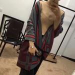 GUCCI圍巾-22-01 人氣熱銷時尚款羊絨小蜜蜂系列女士圍巾披肩